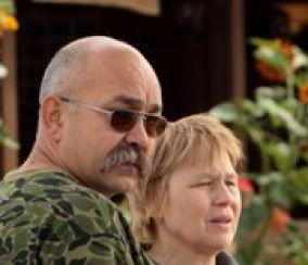Gospodarze Tatarskiej Jurty - Dżenneta i Mirosław Bogdanowiczowie