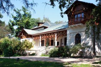 Pałacyk Henryka Sienkiewicza w Oblęgorku, otwarty w 1958 roku, jest najstarszym w Polsce muzeum poświęconym autorowi Quo vadis