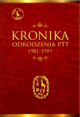 Kronika odrodzenia PTT 1981-1989